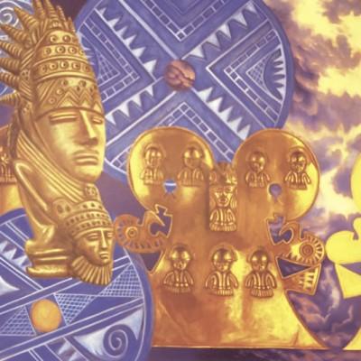 Alegoria a la cultura Muisca-2