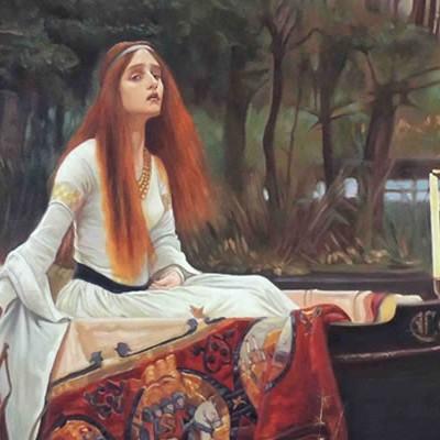 Dama de Shallot